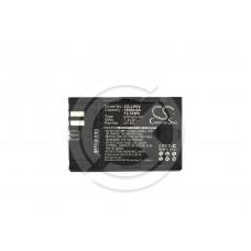 Аккумулятор для Canon LP-E6 EOS 5D MARK III/60D/EOS 7D/7D Mark II 1800mAh (CS-LPE6)