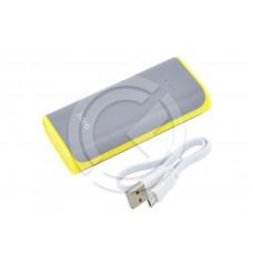 Портативное зарядное устройство (Power Bank) HOCO B21-5200mAh (серый)