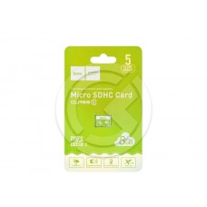 Карта памяти MicroSD 08GB HOCO Class 10