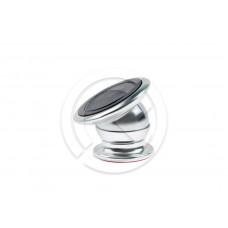 Авто-держатель Jiamei магнитный (серебро)