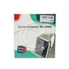 Защитная пленка (TPU) для Apple Watch 38мм (класс A)