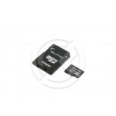 Карта памяти MicroSD 08GB Perfeo Class 10 + USB картридер