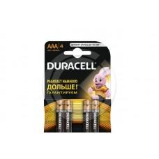 Батарейка DURACELL LR3 (блистер 4шт)