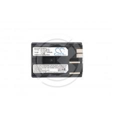 Аккумулятор для Canon EOS 5D/POWERSHOT G1/EOS 40D/POWERSHOT G5/EOS 20D 1500mAh (CS-BP511/BP-511)