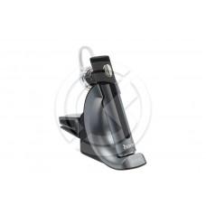 Bluetooth гарнитура (моно) HOCO E20 Victorius (серый)