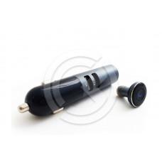 Bluetooth гарнитура (моно) Remax RB-T11C + АЗУ (черный)