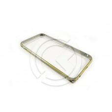 Бампер Металлический на iPhone 6 Серый