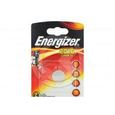 Батарейка ENERGIZER CR2016 (блистер 1шт)