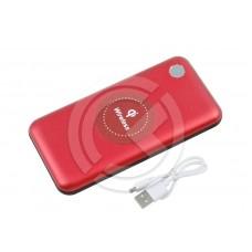 Беспроводное портативное зарядное устройство (Power Bank) Gxtech 20000mAh (красный)