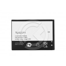 Аккумулятор для Alcatel OT5045D/OT5010D/OT5042D/OT5042X/OT6036Y/OT7041D (TLi020F1) (VIXION)