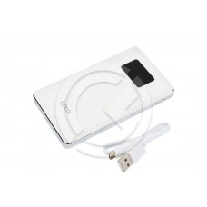 Портативное зарядное устройство (Power Bank) HOCO B23-10000mAh (белый)
