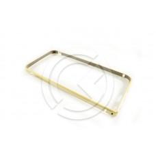 Бампер Металлический на iPhone 6 Золотой