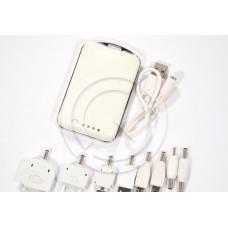 Портативное зарядное устройство (Power Bank) 2300M 1700mAh (белый)