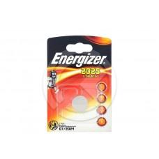 Батарейка ENERGIZER CR2025 (блистер 1шт)