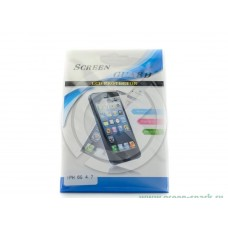 Защитная пленка (Screen Guard) для iPhone 6/6S
