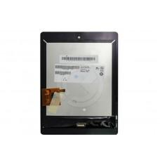 Дисплей для Acer Iconia Tab A1-810/A1-811 + тачскрин (черный)