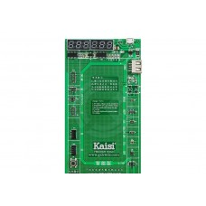 Тестер Акб Kaisi K-9202+ (4G/4S/5G/5S/5C/6S/6Plus/6S Plus/IPad 1,2,3,4/IPad mini 2,3,4/Air/Air)