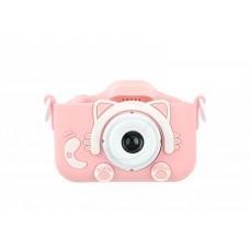 Детский цифровой фотоаппарат T9 (розовый)