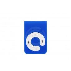 MP3 плеер матовый (голубой)