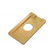 Форма для дисплея iPhone 5/5C/5S (металлическая)