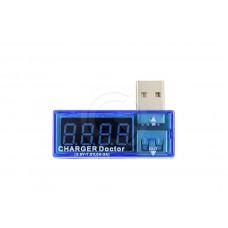 Тестер USB-зарядки Charger Doctor (3,5V-7.0V, 0A-3A)