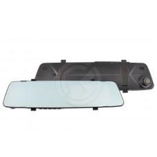 Зеркало видеорегистратор WA-C03 (черный)
