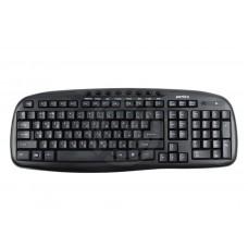 Клавиатура Perfeo беспроводная ELLIPSE USB (черный) (PF-5000)