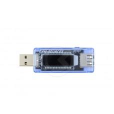 Тестер USB-зарядки KWS -V21