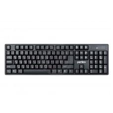 Клавиатура Perfeo беспроводная CHEAP USB (черный) (PF-3208-WL)