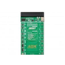 Тестер Акб AIDA DUAL PRO А-602 Plus (4G/4S/5G/5S/5C/SE/6G/6P/6S/6SP/7G/7P/8G/8P/X/XS/XS MAX/HUAWEI)