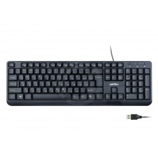 Клавиатура Perfeo проводная CLASSIC USB (черный) (PF-6106-USB)