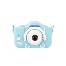 Детский цифровой фотоаппарат T9 (синий)