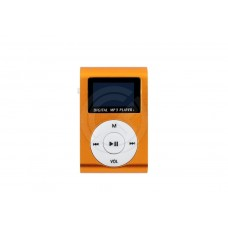 MP3 Плеер 308A (оранжевый)