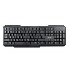 Клавиатура Perfeo беспроводная FREEDOM USB (черный) (PF-1010)