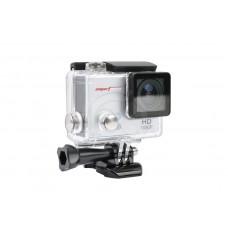"Экшн (Action) камера Smartterra B3 1080P@30fps, 2"" дисплей, угол обзора 170 (серебристая)"