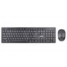 Клавиатура + оптич.мышь Perfeo TWIN беспроводной набор