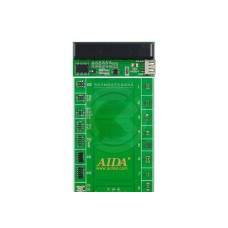 Тестер Акб AIDA DUAL PRO А-602 (4G/4S/5G/5S/5C/SE/6G/6P/6S/6SP/7G/7P/HUAWEI/OPPO/VIVO/LETV/MI/ZTE)