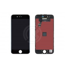Дисплей для iPhone 6 + тачскрин черный с рамкой AAA (copy LCD)