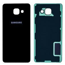 Задняя крышка Samsung A510F (A5 2016) Черный