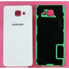 Задняя крышка Samsung A510F (A5 2016) Белый