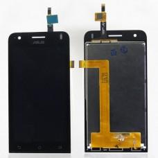 Дисплей Asus ZC451CG (ZenFone C) в сборе с тачскином Черный