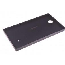 Задняя крышка Nokia X Dual Черный