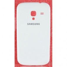 Задняя крышка Samsung i8160 Белый