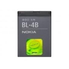 АКБ Nokia BL-4B ( 6111/2630 /2660/2760 /7070/7370 /7373/7500/N76 ) тех. упак.