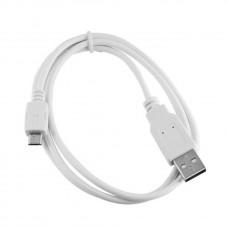 КАБЕЛЬ MICRO USB 1.5 белый HEART