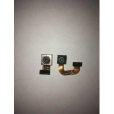 Задняя камера на Dexp G150