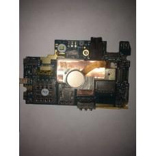 Датчик отпечатка пальца на Dexp G150