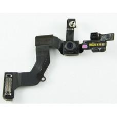 Шлейф iPhone 5 камера/сенсор/микрофон В СБОРЕ