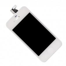 Дисплей iPhone 4 в сборе Белый - AA