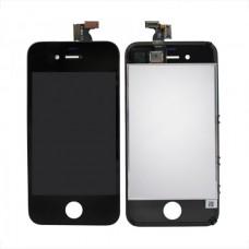 Дисплей iPhone 4 в сборе Черный - AA